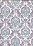 Ami Charming Prints Wallpaper Lulu 2657-22231 By A Street Prints For Brewster Fine Decor